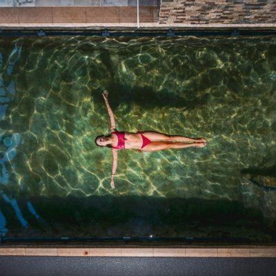 Dead sea pool, Cyprus Spa