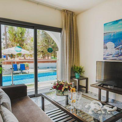 Caprice Spa Resort Cyprus Luxury Suite