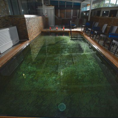Caprice Spa Resort Dead Sea Pool