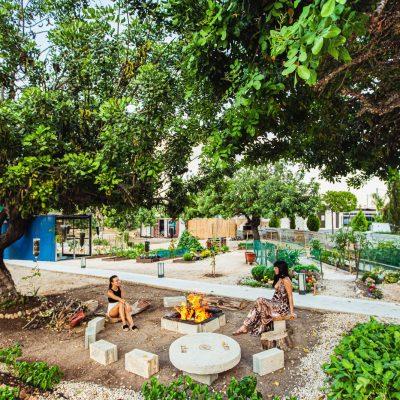 Caprice Spa Resort garden