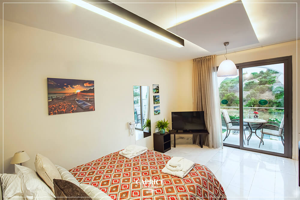 caprice spa resort deluxe room