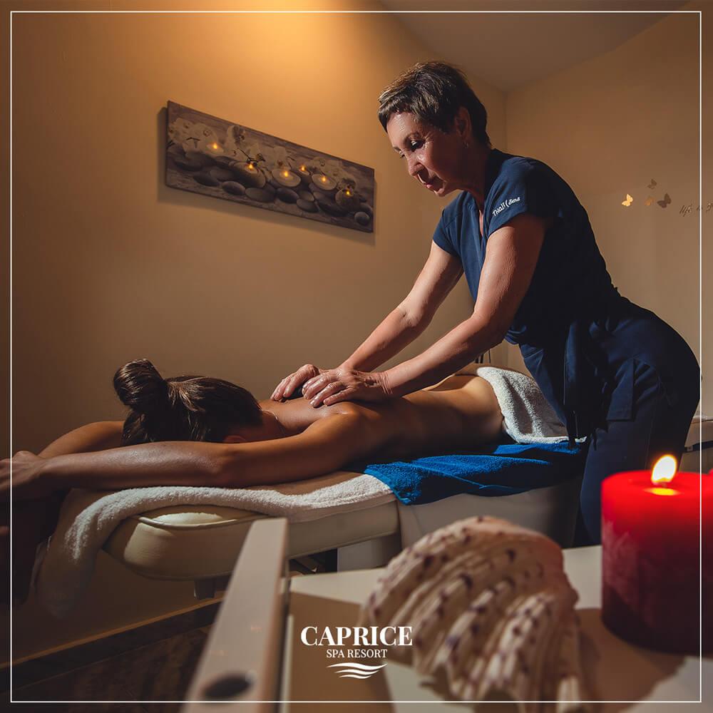 spa resort cyprus - massage