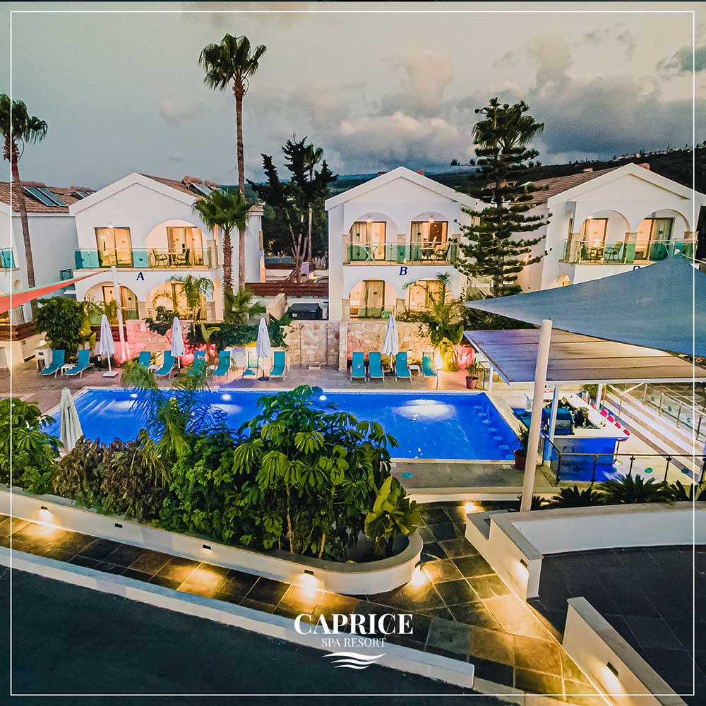 Spa Hotel in Cyprus