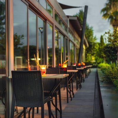 Caprice Spa restaurant