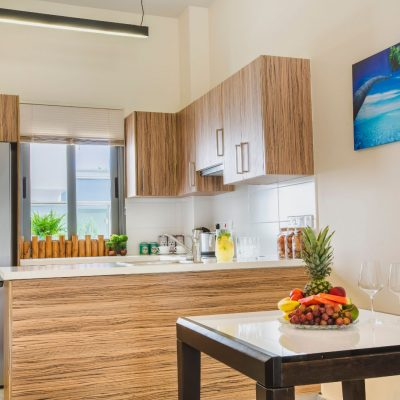 Caprice Spa Resort kitchen