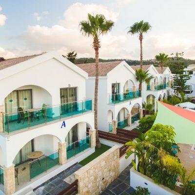 Luxury accommodation in Latchi