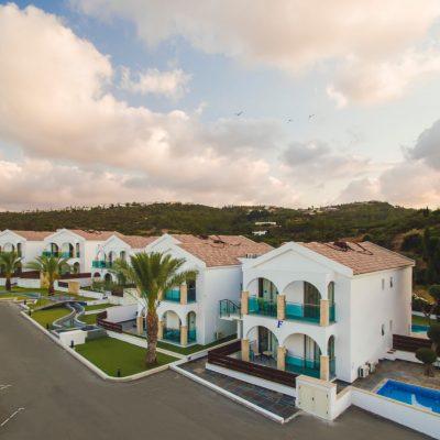 Luxury hotel in Cyprus