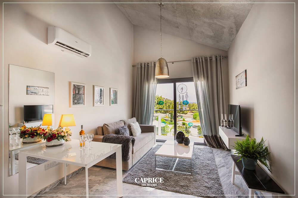 caprice spa resort deluxe one bedroom