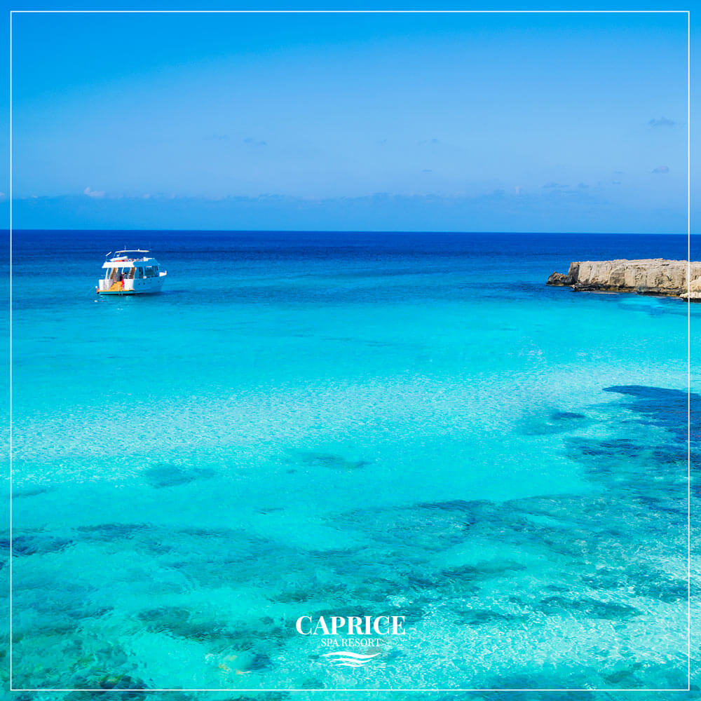 Hotel near Akamas Bay in Cyprus