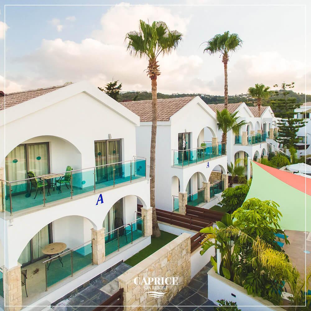 caprice spa resort luxury spa cyprus